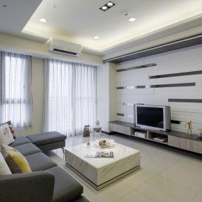 40坪實用質感現代風 現代風 新成屋