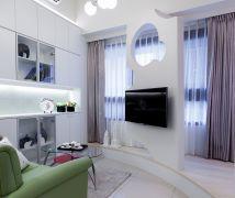 最佳SOHO宅 - 混搭風 - 10-20坪