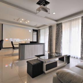 板橋簡約住宅 現代風 新成屋