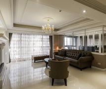 板橋洪宅 - 古典風 - 36-50坪