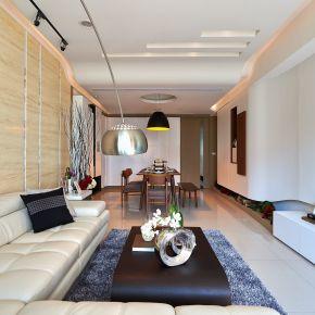 白色建構‧線 現代風 毛坯屋