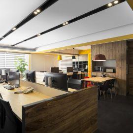 現代風辦公空間