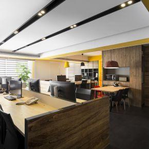 現代風辦公空間 現代風 新成屋