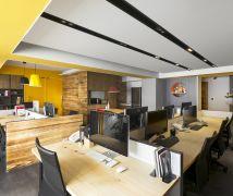 現代風辦公空間 - 現代風 - 81坪以上