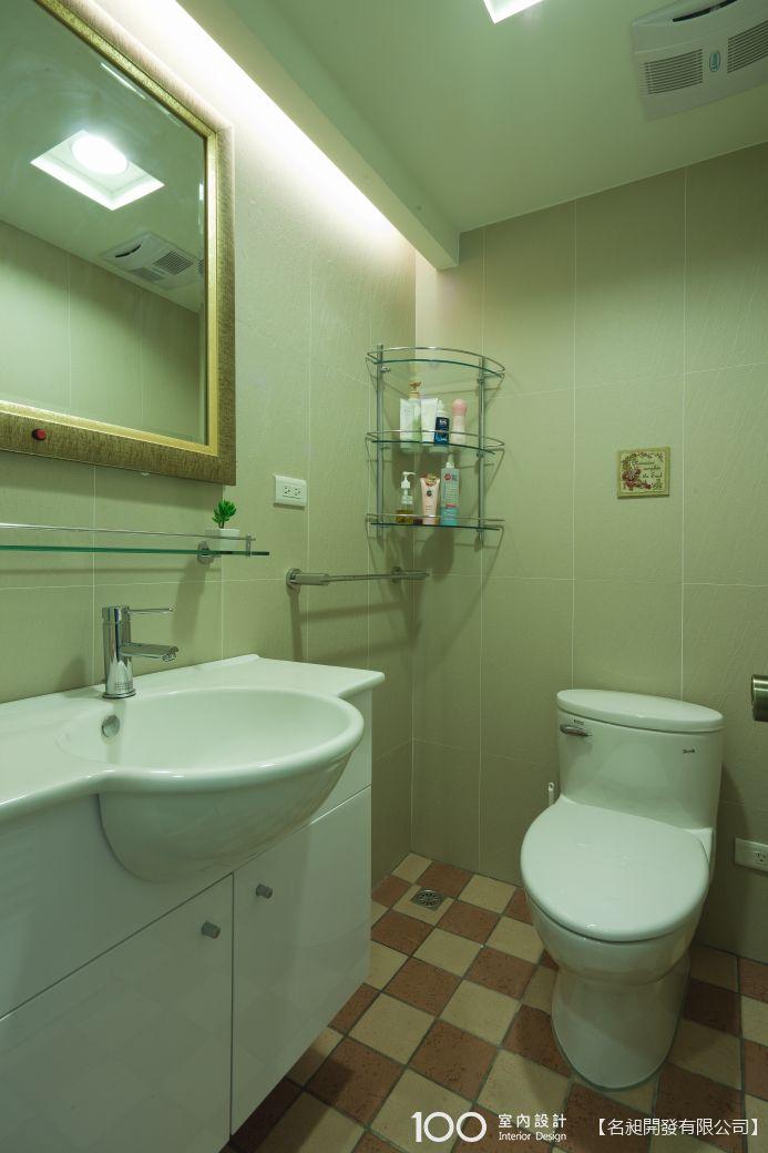 古典風衛浴