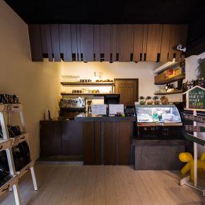 敦化南路 咖啡館 現代風 新成屋