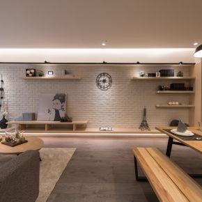 傑客設計-英倫多元 混搭風 新成屋