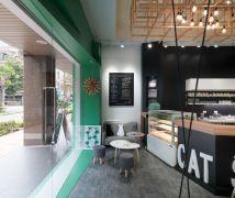 三峽-Smiling cat cafe-北歐風 - 北歐風 - 36-50坪