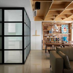 台南-Z House-休閒風 混搭風 新成屋