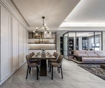 冠德豪邸 - 現代風 - 36-50坪