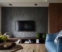 木。微光 - 現代風 - 21-35坪