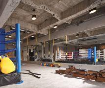 BOOM健身房 - 工業風 - 81坪以上
