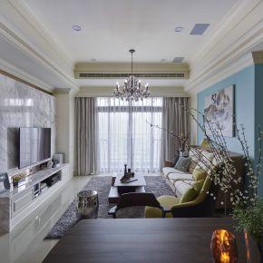 淨、簡潔 古典風 新成屋