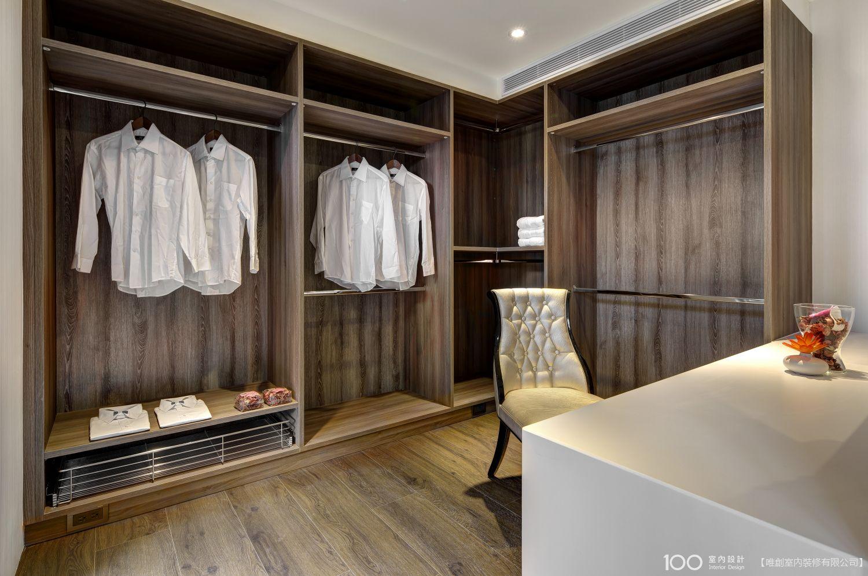 古典風更衣室