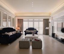 典雅與現代交織 譜出豪宅新古典 - 古典風 - 36-50坪