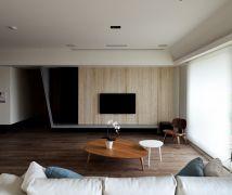 台中M宅 - 現代風 - 51-80坪