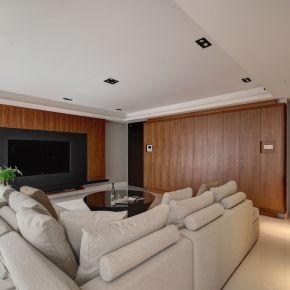 木系列低調奢華 現代風 新成屋