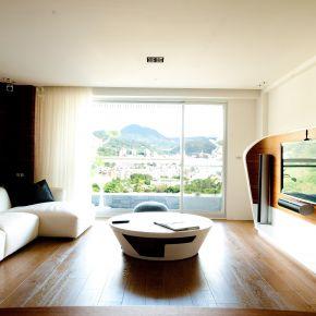 木系列靜寓 現代風 老屋翻新