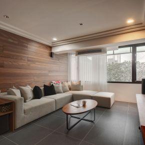 唯美靜寓木系列 現代風 老屋翻新