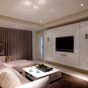 純淨白新時尚 現代風 新成屋