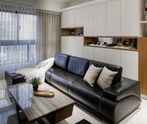 冷暖色調相融的現代人文 - 日式風 - 36-50坪