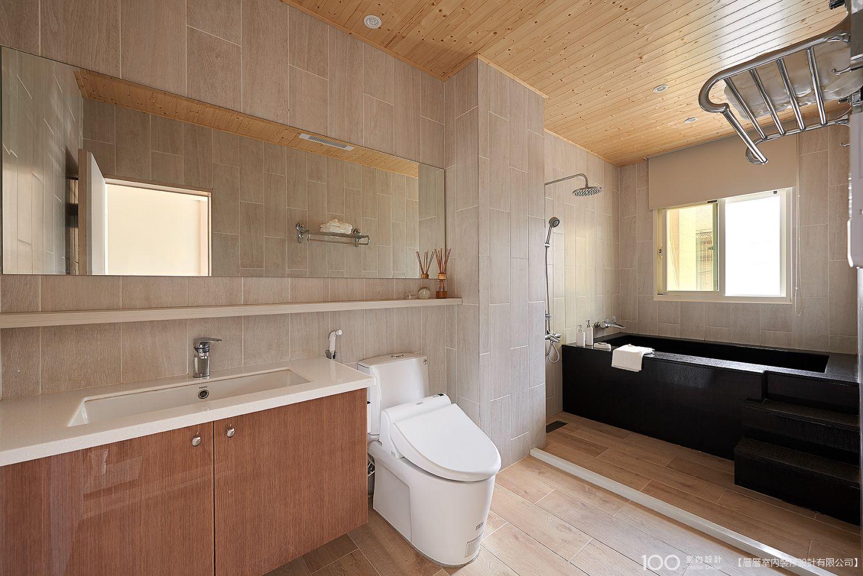 北歐風衛浴