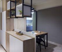 系統傢俱形塑親子宅 - 混搭風 - 36-50坪