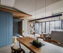 台中M宅 - 北歐風 - 36-50坪