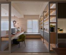 與空間對話的人文宅 - 現代風 - 51-80坪