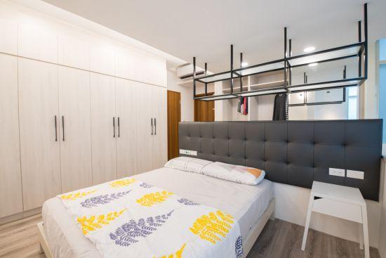 簡約輕鬆宅 - 現代風 - 21-35坪
