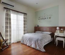古典溫暖度假宅 - 鄉村風 - 51-80坪