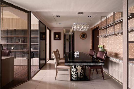 融合  現代x古典 - 古典風 - 36-50坪