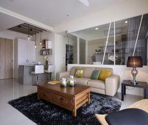 陽光沐浴宅 - 現代風 - 36-50坪