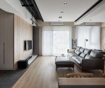 東京中城S宅 - 現代風 - 21-35坪