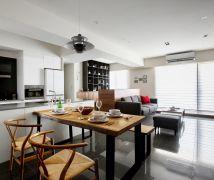 竹北-W宅 - 現代風 - 21-35坪