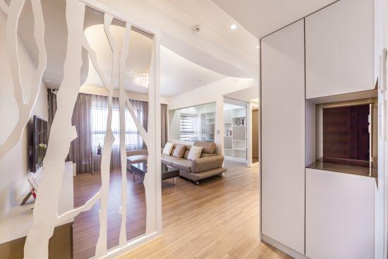 通透明亮的簡約 - 現代風 - 21-35坪