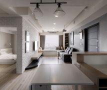 單身HOUSE - 現代風 - 21-35坪