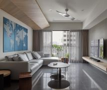 新業雅砌 - 現代風 - 21-35坪