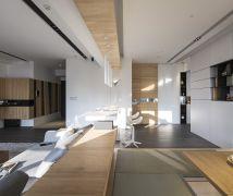 自然、大器 - 現代風 - 51-80坪
