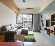 新竹住宅 - 現代風 - 10-20坪