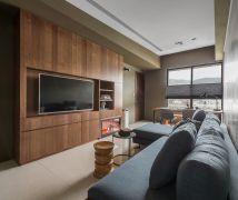 北投住宅 - 北歐風 - 10-20坪