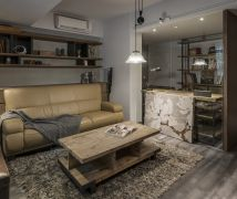 東門住宅 - 現代風 - 10-20坪