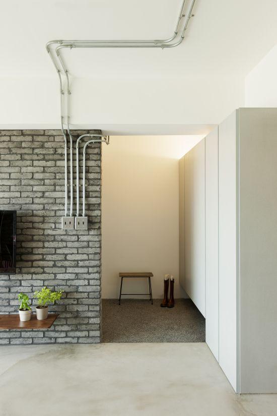 中和L宅 - 現代風 - 21-35坪