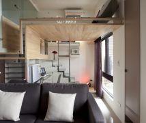 東區住宅 - 現代風 - 10-20坪