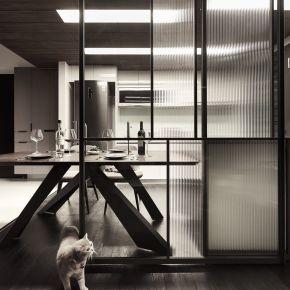W HOUSE 現代風 新成屋