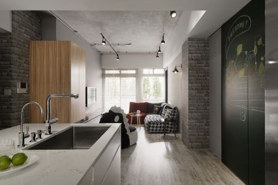 簡單生活 Simple Life - 現代風 - 21-35坪