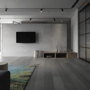 陽光&居家 現代風 新成屋