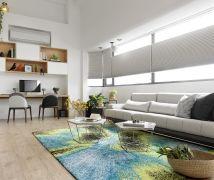 W HOUSE - 現代風 - 36-50坪