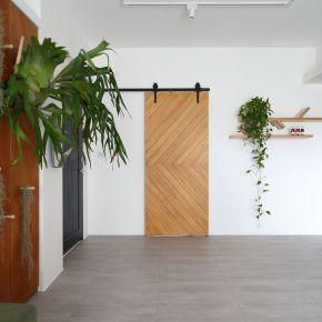 城市綠洲 現代風 新成屋
