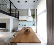 光影移徙 - 現代風 - 36-50坪